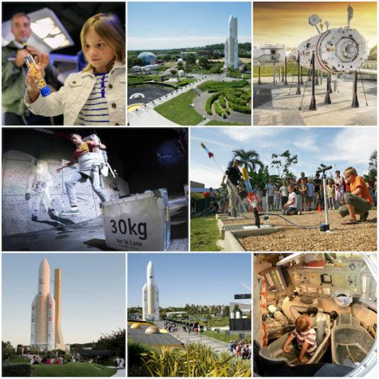 Cité de l'Espace, Themenpark zu Weltraum und Raumfahrt in Toulouse