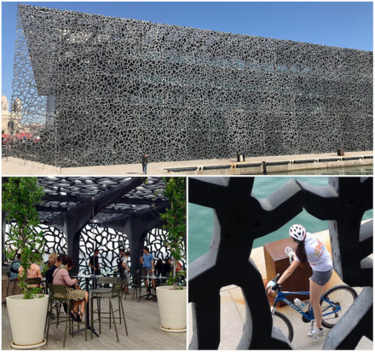 Museum MuCEM in Marseille