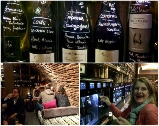 No5 Winebar in Toulouse