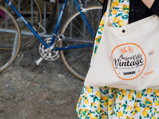 Anjou Vélo Vintage in Saumur