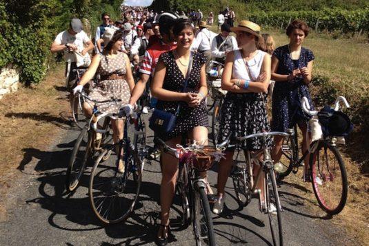Anjou Vélo Vintage: 23. & 24. Juni 2018