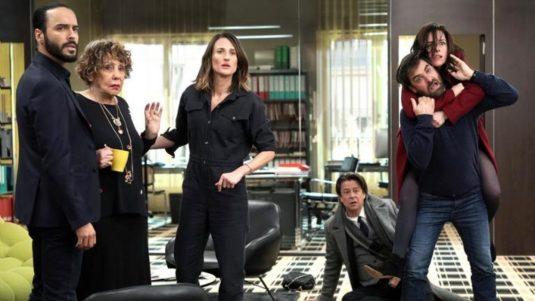 Fernsehserie über eine Schauspielagentur im Herzen von Paris