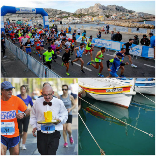 Run in Marseille – März 2019