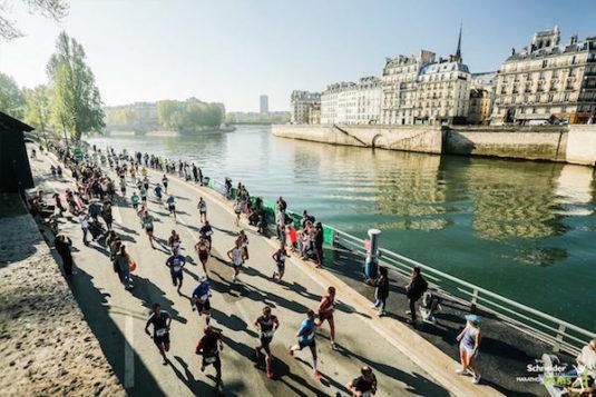Marathon de Paris – 14. April 2019