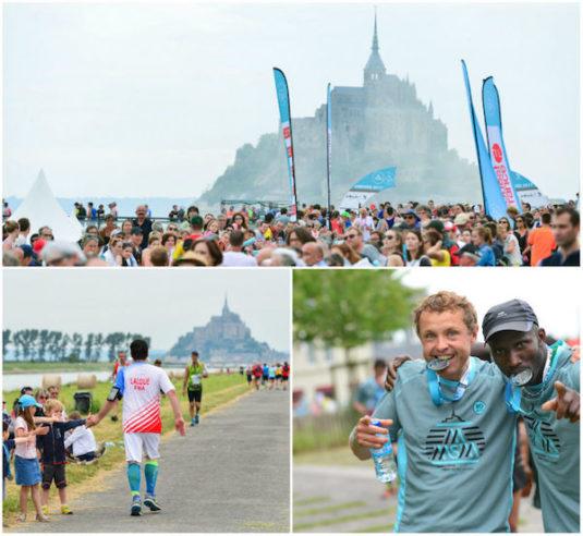 Marathon von Mont Saint-Michel