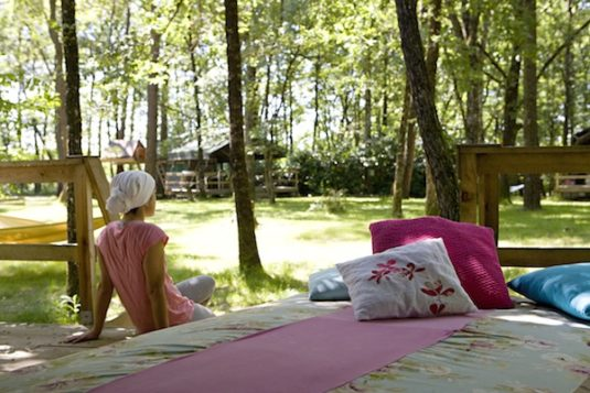 Campingplatz Les Ormes Dordogne