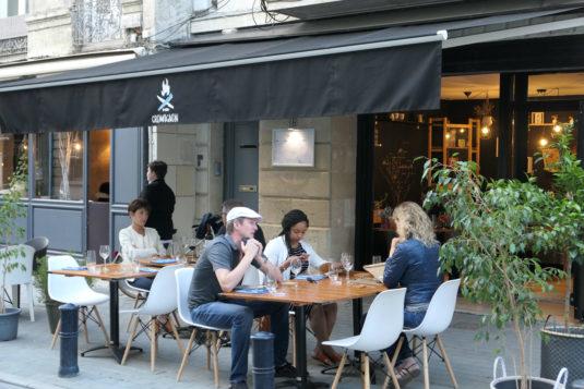 Le Cromagnon Restaurant in Bordeaux - Ein Geheimtipp