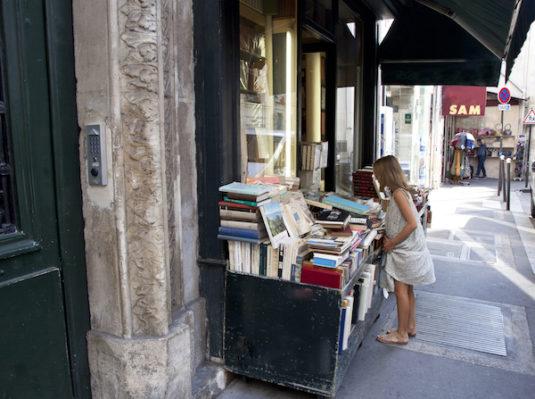 Quartier Latin Viertel in Paris