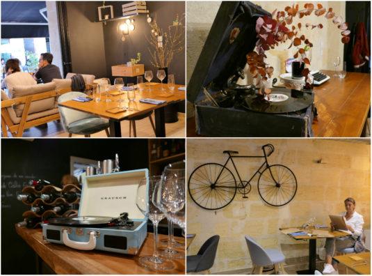 Design Restaurant in Bordeaux