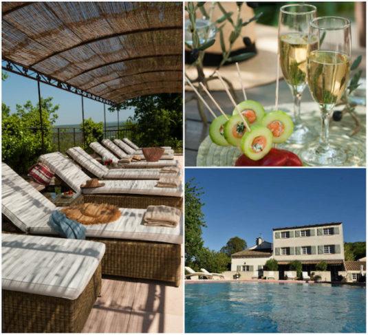 Domaine le Bois des Dames: Mini-Hotel in der Drôme Provencale