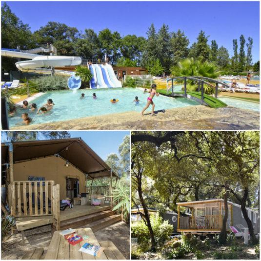 Campingplatz Le Plein Air des Chênes, Montpellier