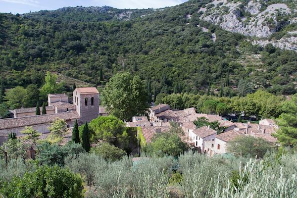 Eines der allerschönsten Dörfer Frankreich, Saint-Guilhem-le-Désert