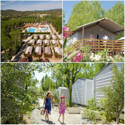 Campingplatz Riviera Azur, Saint-Aygulf