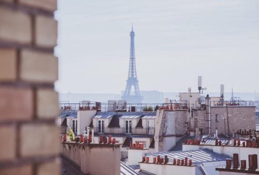 Schönste Viertel in Paris - Eiffelturm
