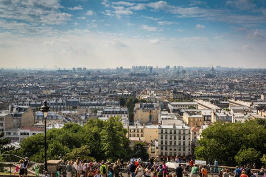 Sacré-Coeur in Montmartre