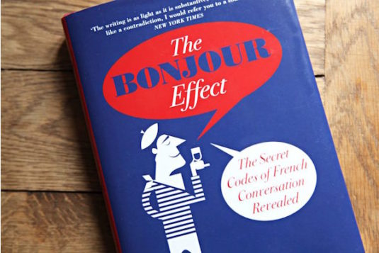 Buch The Bonjour Effect. The Secret Codes of French Conversation Revealed (2016)