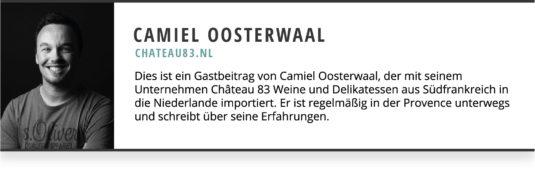 Camiel Oosterwaal Gastblogger