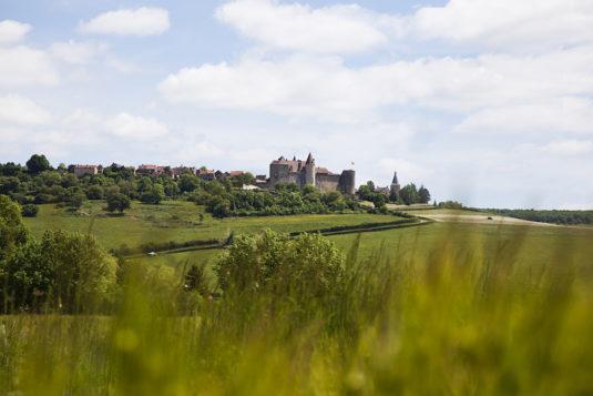 Châteauneuf village Bourgogne