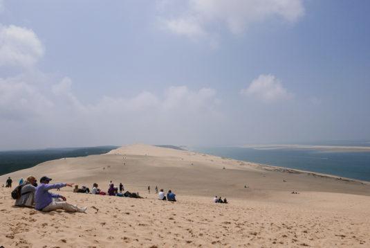 Dune du Pilat Baie d'Arcachon Strand