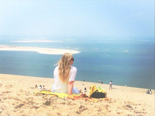 Dune du Pilat - Pyla sur Mer - Arcachon Strand