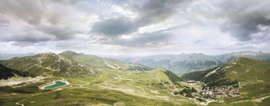 La Plagne Sommer Alpen