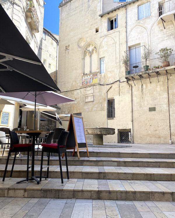 Place Saint Ravy Montpellier