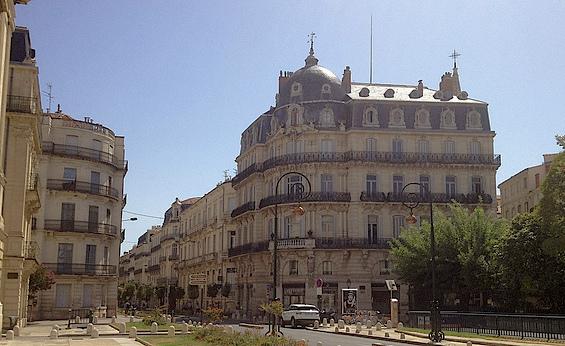 Rue Foch Montpellier