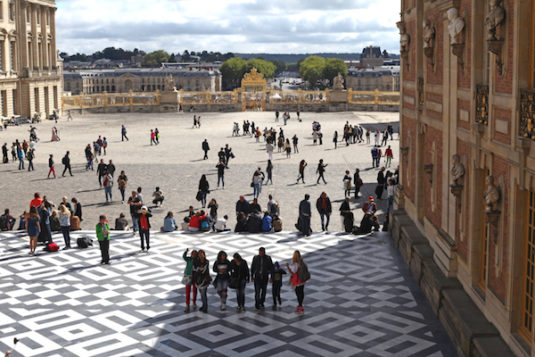 Versailles Hof