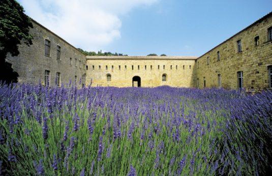 Abtei de Fonfroide in Narbonne