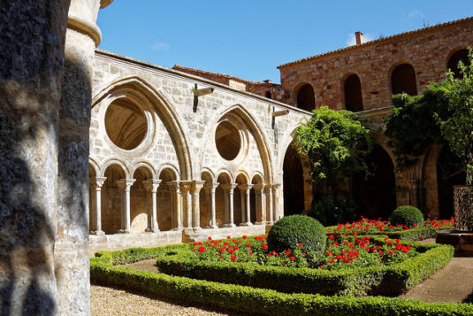 Abtei de Fontfroide in Narbonne