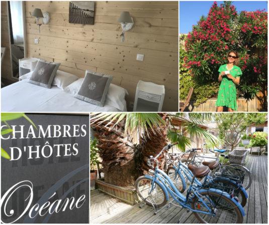 Chambre d'hôtes l'Oceane in Cap Ferret