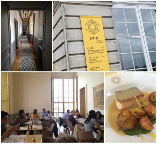 Château de Versailles restaurant Ducasse
