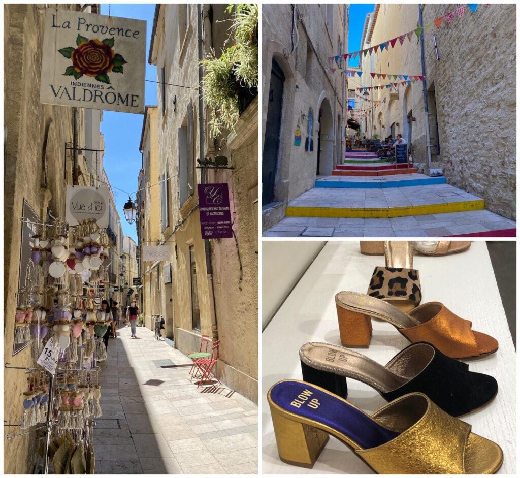 Rue Ancien Courrier Montpellier