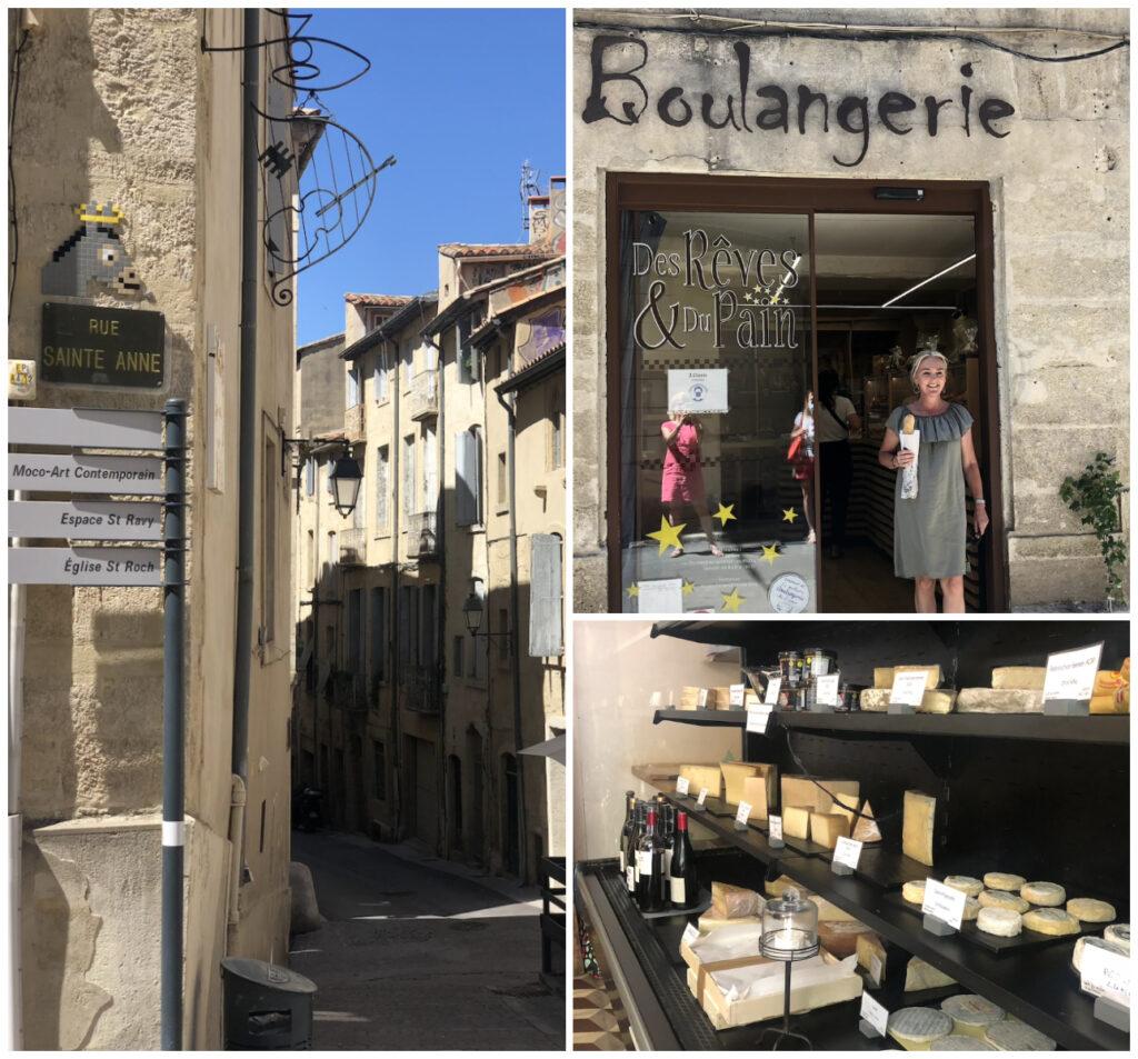 Rue saint Anne Rêve de pain