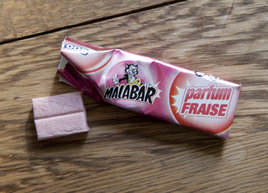 französische Süßigkeiten Malabar