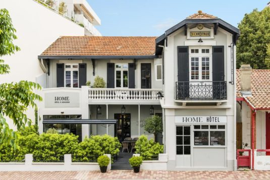 Boutique Hotel in Arcachon - Home Hotel