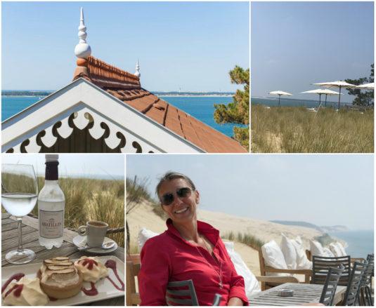 Hotel la Co(o)rniche bei der Dune du Pilat in Pyla sur Mer