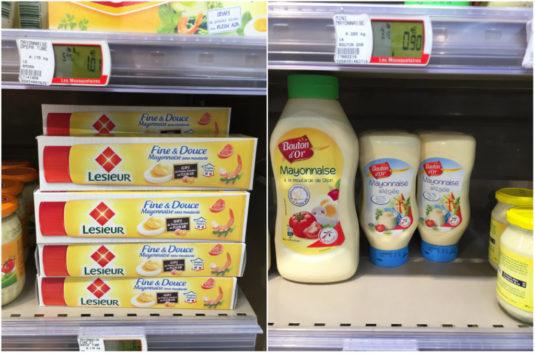 Lesieur französisch mayonnaise