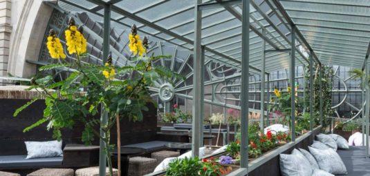 Perchoir de Lest: Nette Terrasse für den Sommer in paris