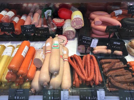 Wurst Supermarkt