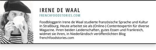 Irène De Waal Gastblogger
