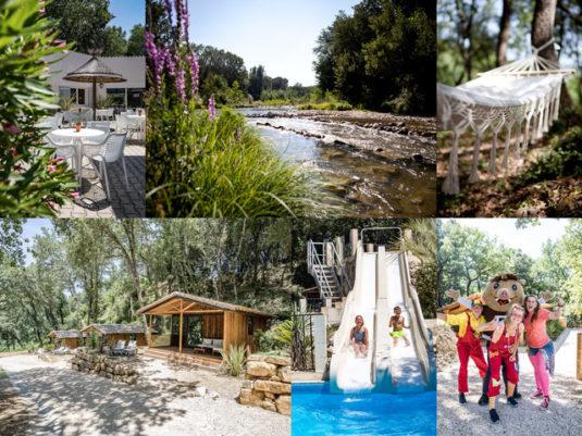 Familiencampingplatz in Südfrankreich mit 5 Sternen