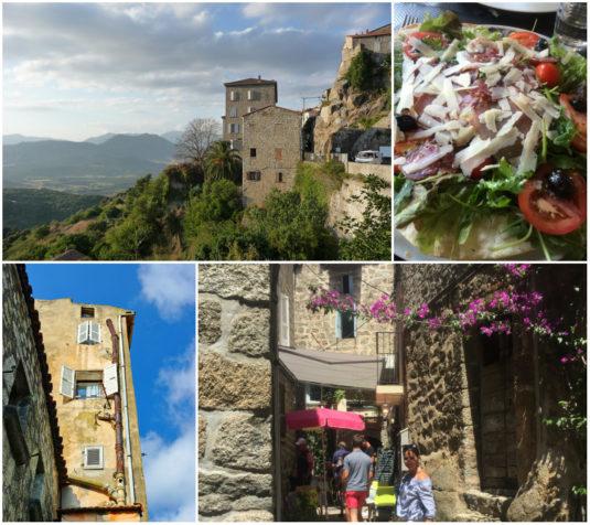 Sartène Süd-Korsika