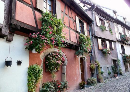 Elsass Weintrip Eguisheim