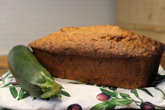Rezept Fur Zucchini Kuchen Dessert Tipp Von Frankreich Webazine De