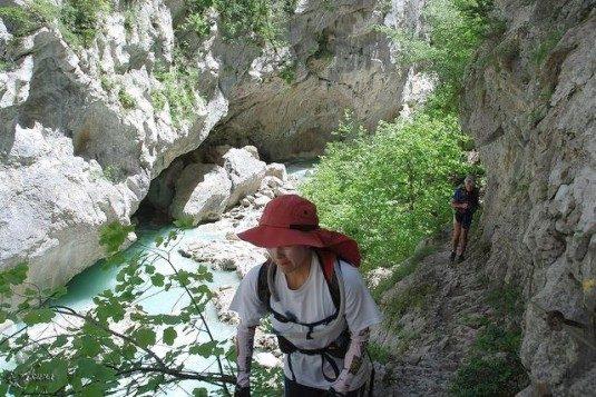 Wanderwege in Frankreich