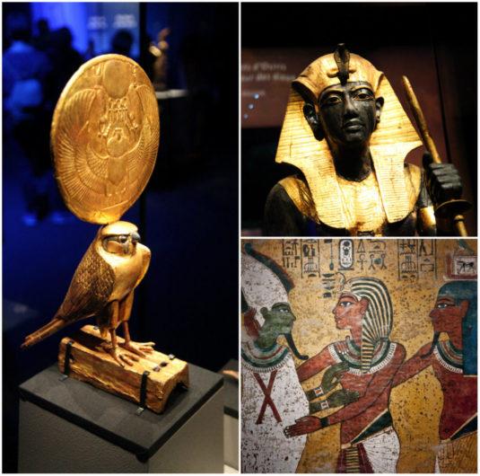 Große Tutanchamun-Ausstellung in Paris