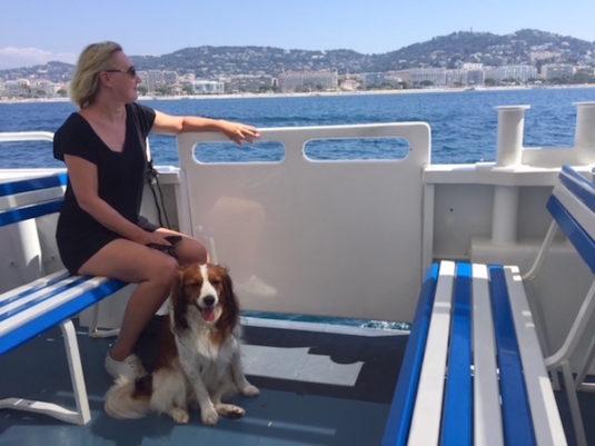 Tagestour Insel Sainte Marguerite Cannes Fähre
