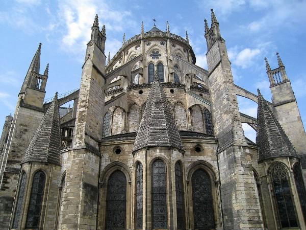 Kathedrale von Bourges im Cher