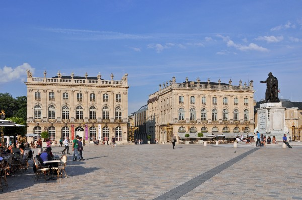 Place Stanislas in Nancy (Lorraine)